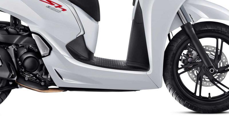 Honda SH 300i: potência e autonomia com muito estilo