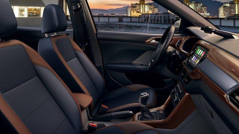 Pré-venda do novo Volkswagen T-Cross é um sucesso