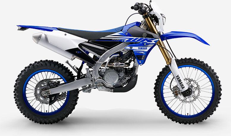 Yamaha WR 250F é a moto perfeita para qualquer trilha