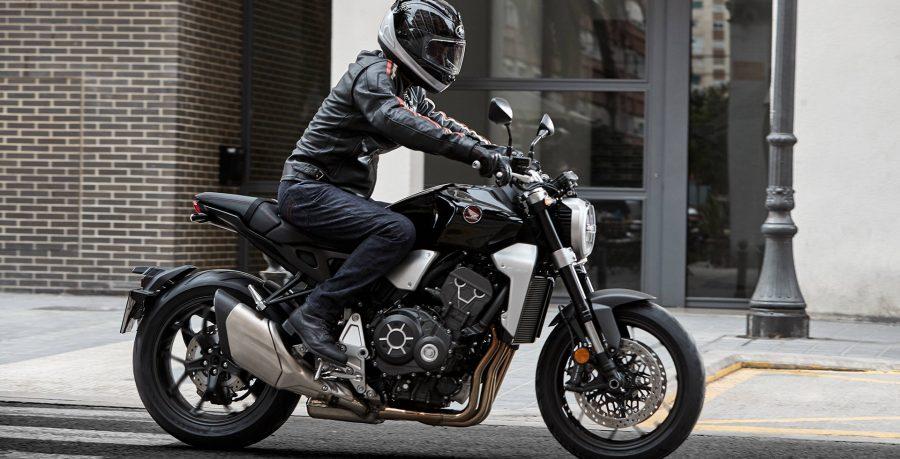 Honda CB 1000R tem design exclusivo e um motor incrível