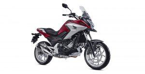 Honda NC 750X para quem quer potência e modernidade