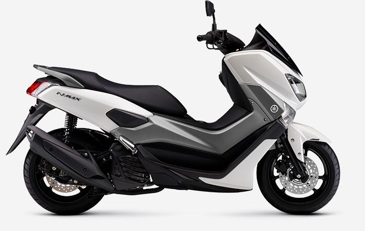 Yamaha Nmax 160 ABS 2019, uma ótima opção para cidade