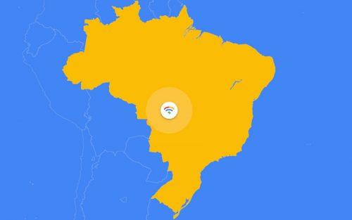 Wifi grátis do Google começa a chegar no Brasil