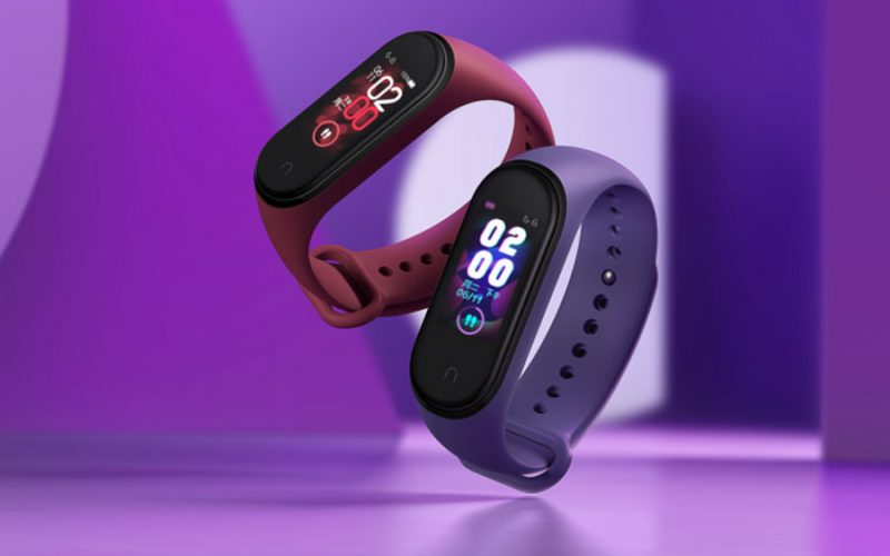 Xiaomi anuncia Mi Band 4 e outros produtos