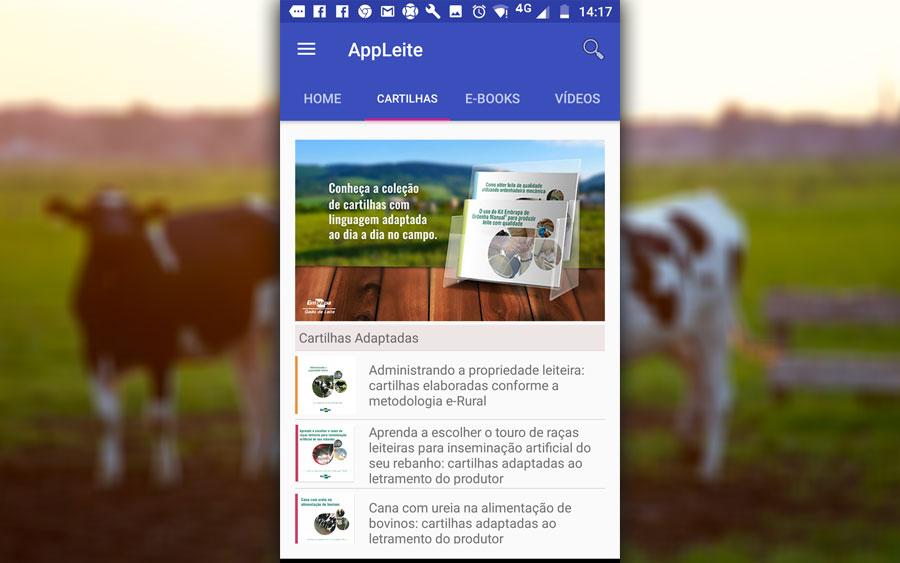 Produtores de leite vão receber informações importantes direto no celular