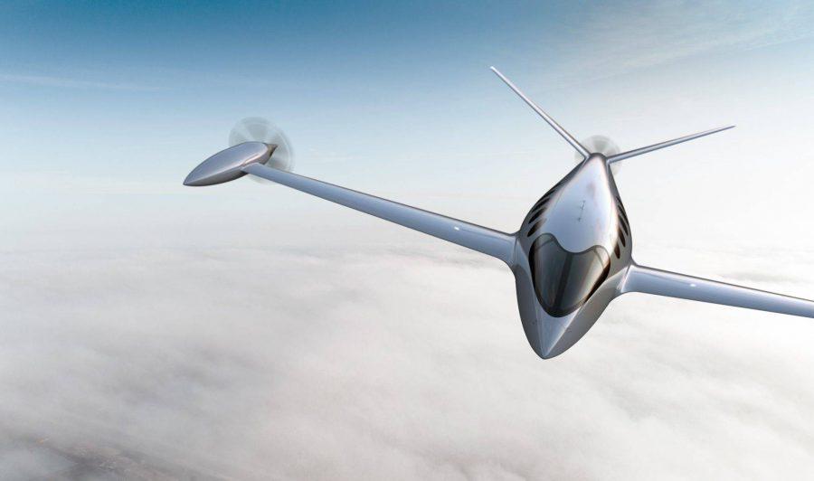 Eviation Alice - aeronave comercial elétrica