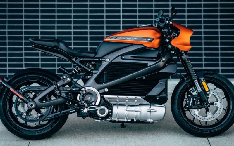 Já imaginou uma Harley sem barulho? Sua próxima moto será elétrica com a LiveWire