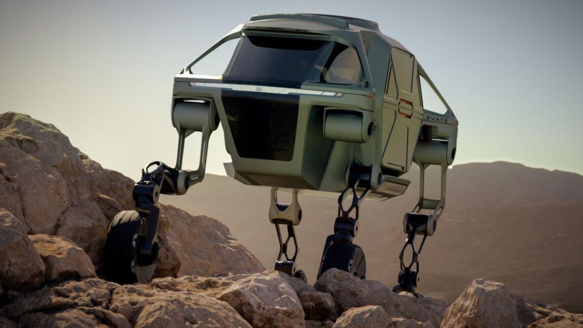 Veículo de Mobilidade Elevada Ultimate (UMV)