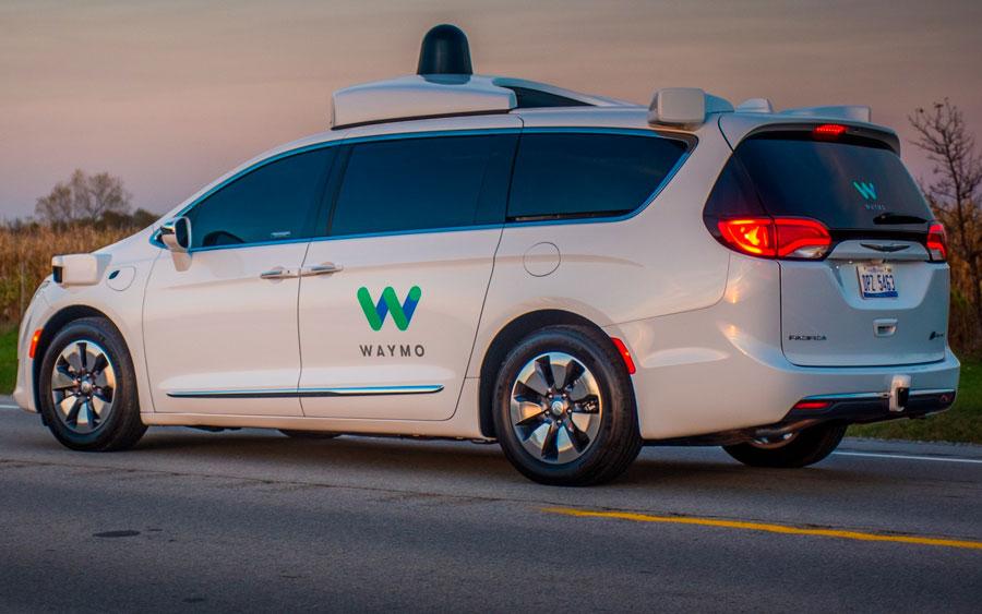 App de táxi sem motorista do Google começa a definir futuro dos transportes