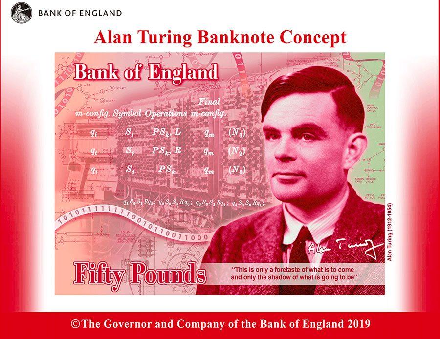 Homenagem a Alan Turing