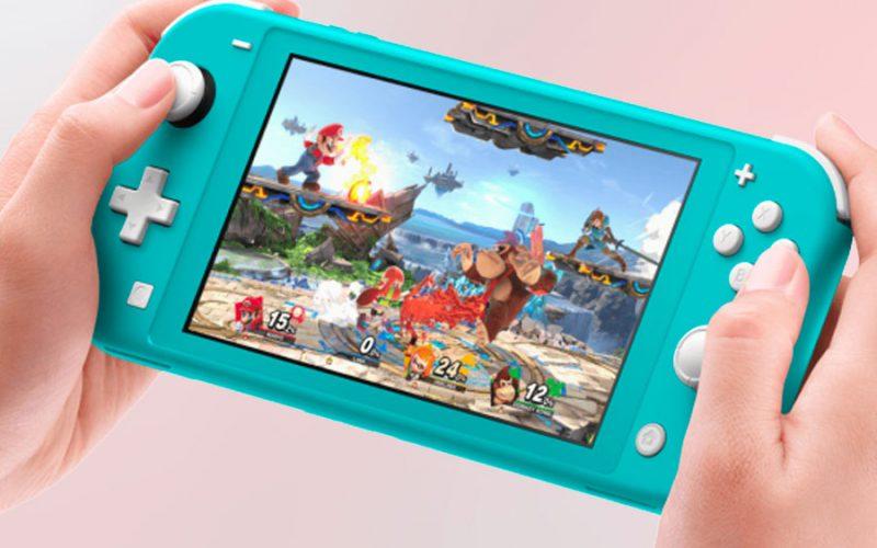 Já pode preparar o bolso para o Nintendo Switch Lite