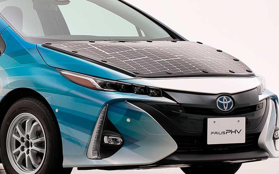Novo conceito de teto solar pode nascer na Toyota