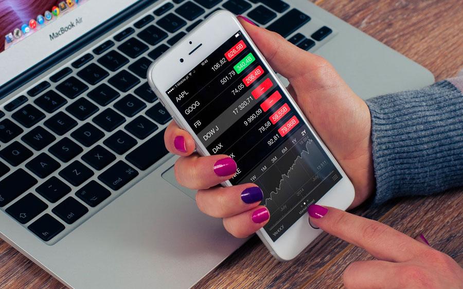 Dá para investir com pouco dinheiro com apps