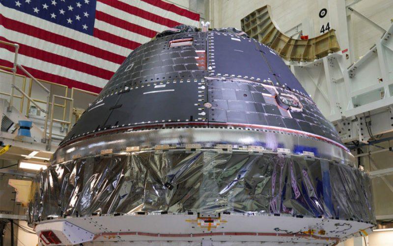 Homem volta para a Lua até 2022 e nova cápsula está pronta