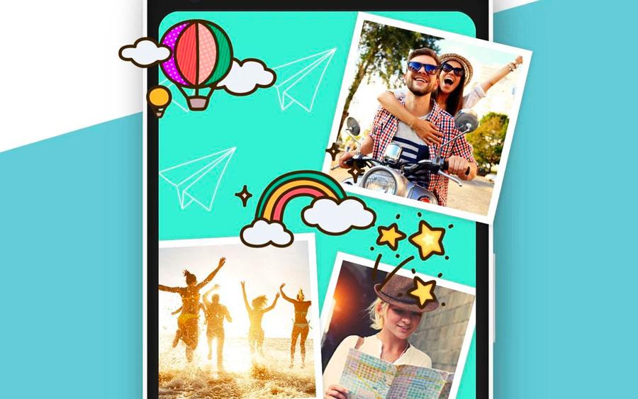 Photo Grid, o editor de fotos grátis para celular