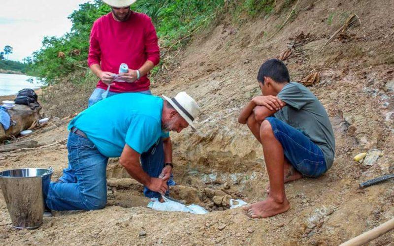 Fóssil de monstro pré-histórico é encontrado no Acre