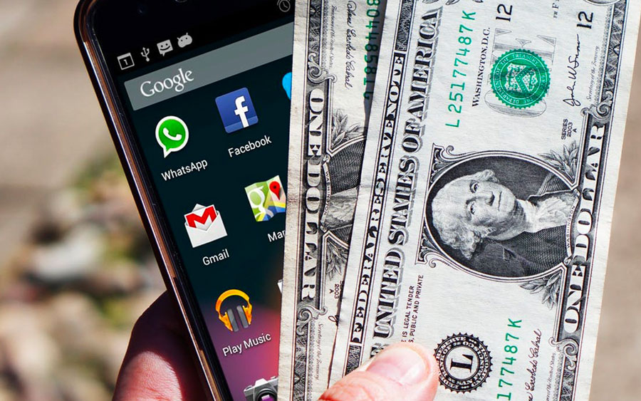 Como o WhatsApp ganha dinheiro?