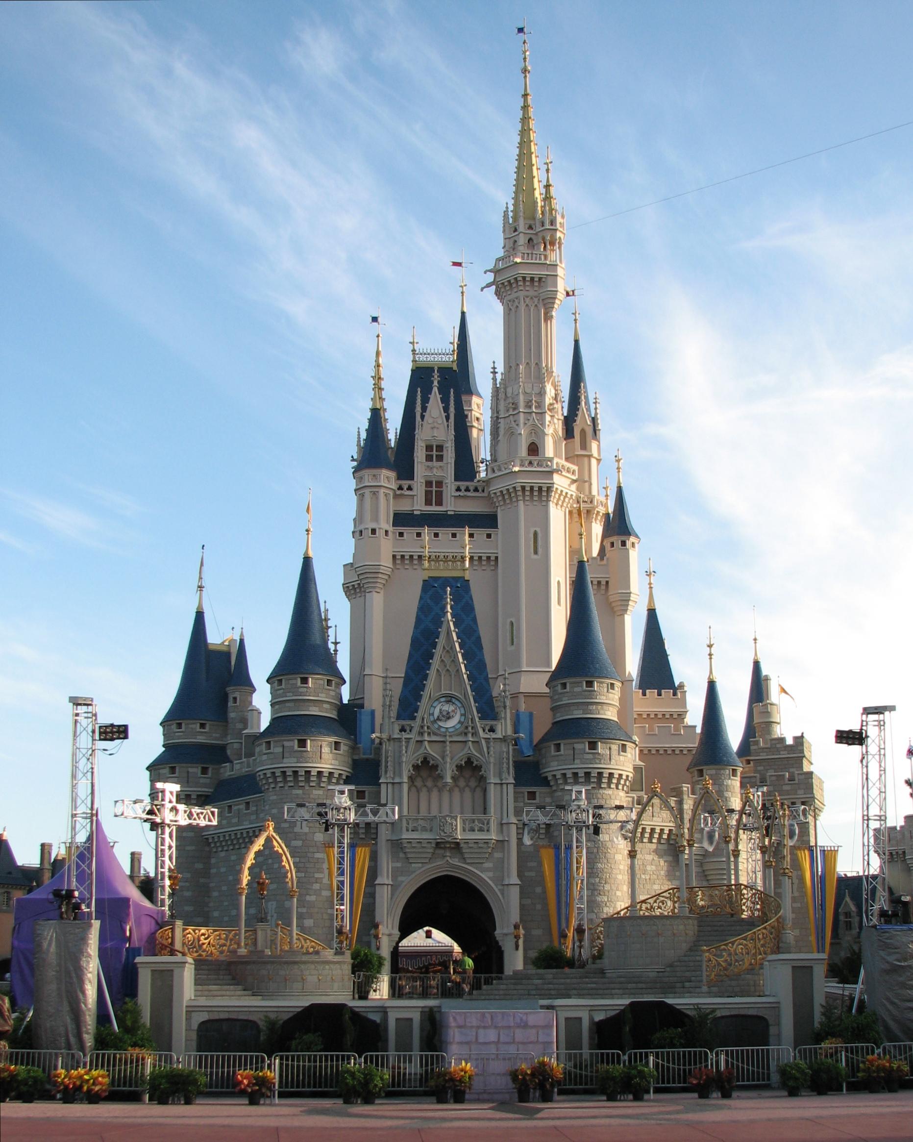 Castelo da Cinderela (foto: Katie Rommel-Esham / wikimedia)