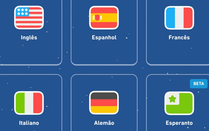 Duolingo é o aplicativo grátis para estudar línguas estrangeiras