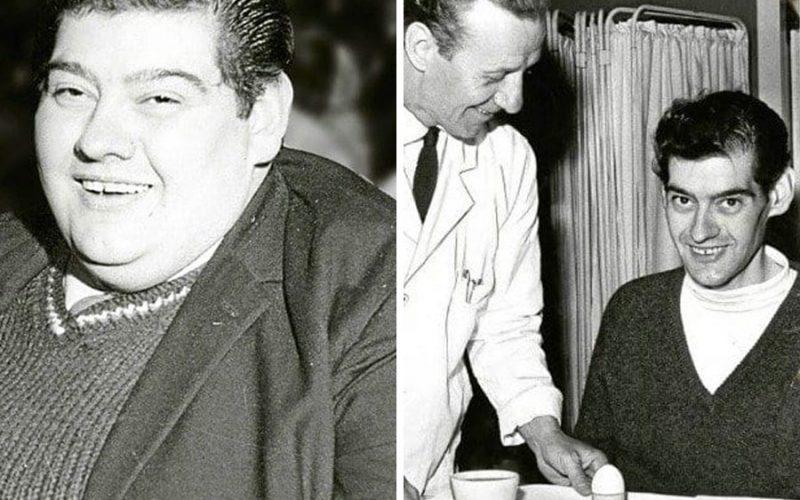 A história do cara que resolveu emagrecer parando de comer