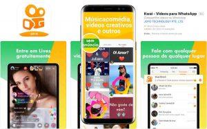 Conheça o Kwai para quem ama videos e redes sociais