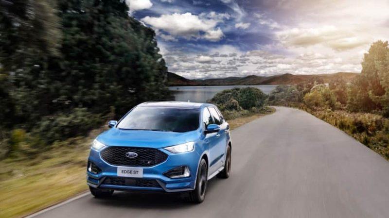 Ford lança seu primeiro carro da grife ST no Brasil