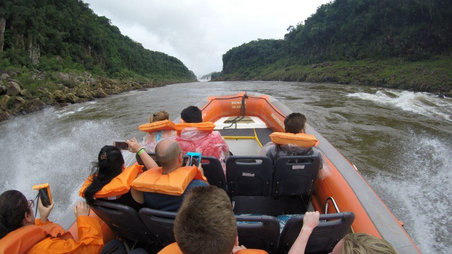 Macuco Safári, um passeio radical em Foz do Iguaçu