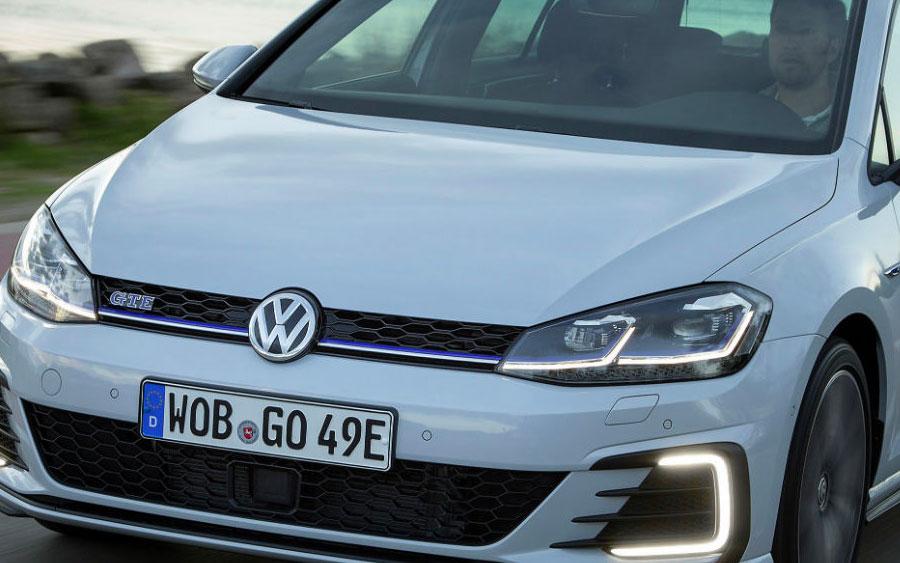 Golf GTE marca eletrificação da Volkswagen no Brasil