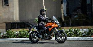 Honda CB 500X uma ótima opção para viajar