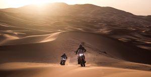 Honda CRF 1000R África é uma trail de respeito