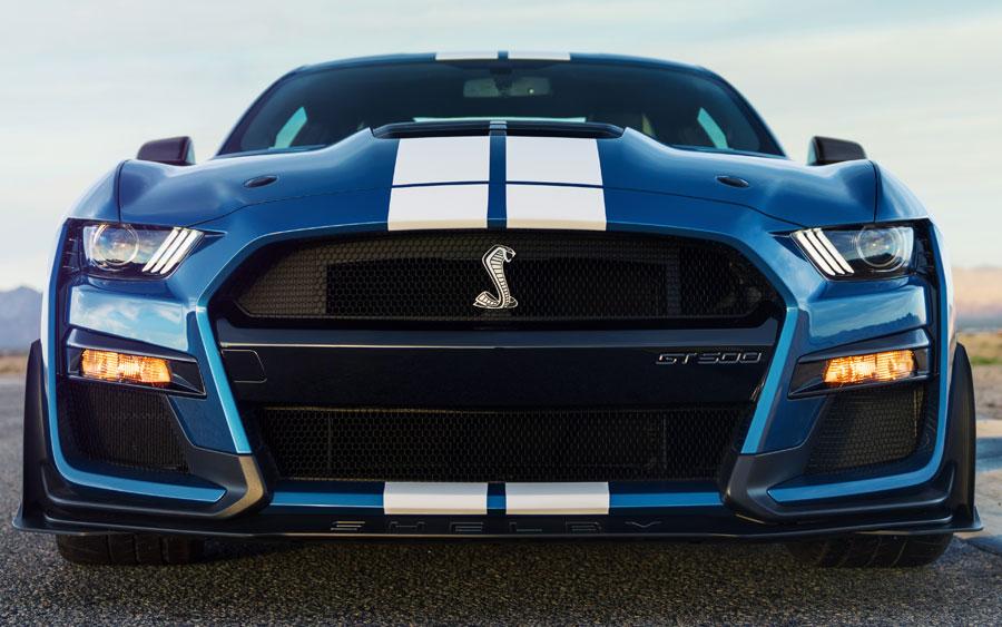 760 cavalos de potência no novo Mustang Shelby GT500 2020