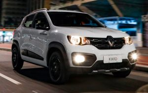 Vale a pena comprar o Renault Kwid Outsider?