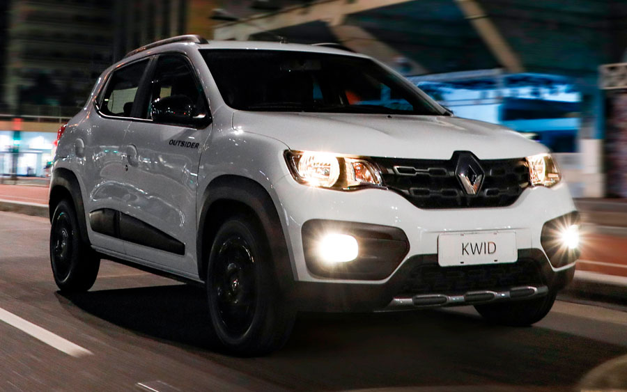 Vale a pena comprar o Renault Kwid Outsider?