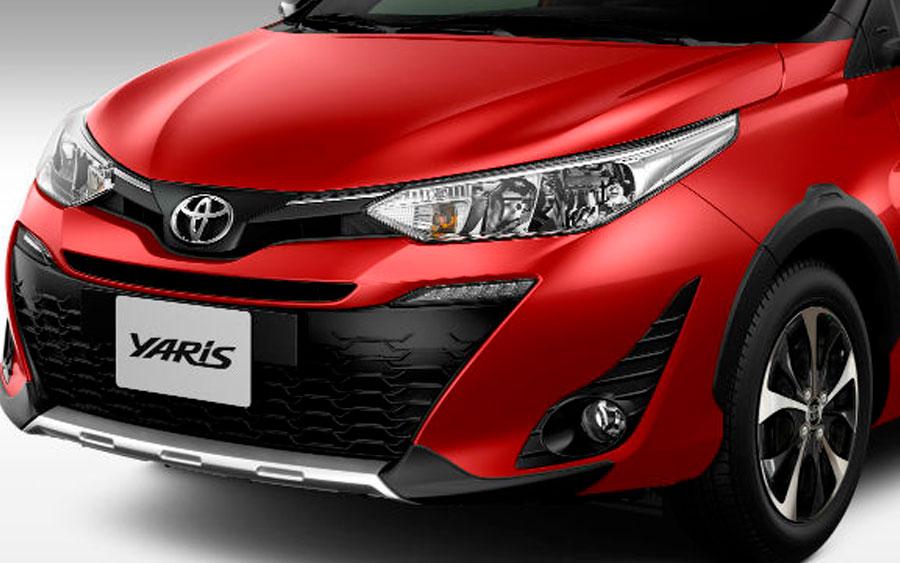 Novo Toyota Yaris 2020 é mais divertido