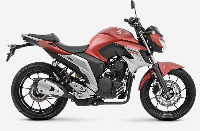 Yamaha Fazer 250 ABS 2019 oferece potência e agilidade sem abrir mão da segurança