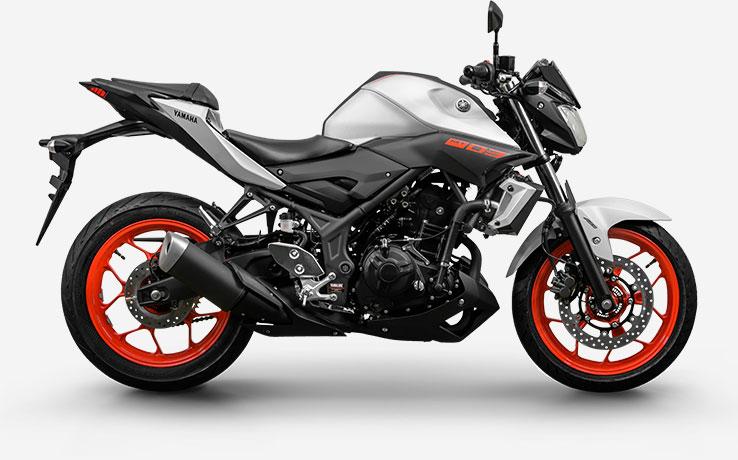 Yamaha MT-03 ABS 2019 um monstro de moto