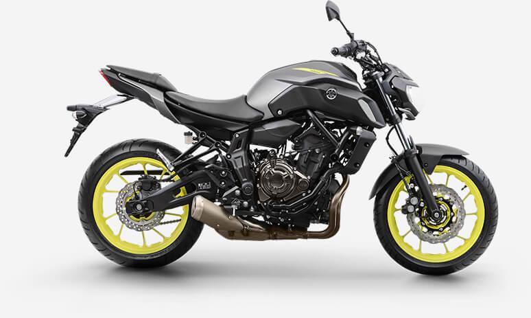 Yamaha MT-07 ABS 2019 proporciona uma experiência emocionante