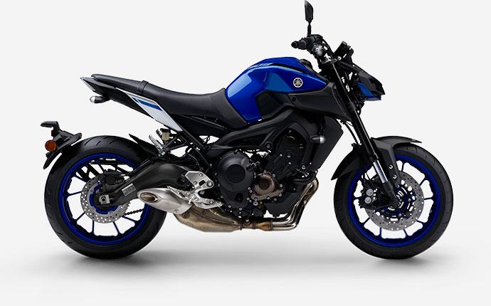 Yamaha MT-09 ABS 2020 é a mais potente da categoria