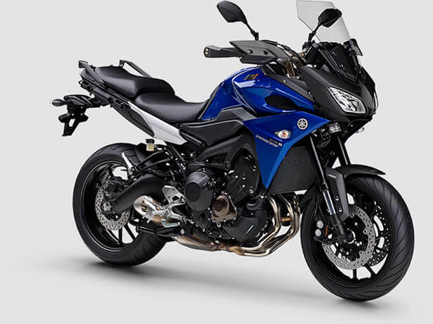 Yamaha MT-09 Tracer ABS 2018 é perfeita para qualquer viagem