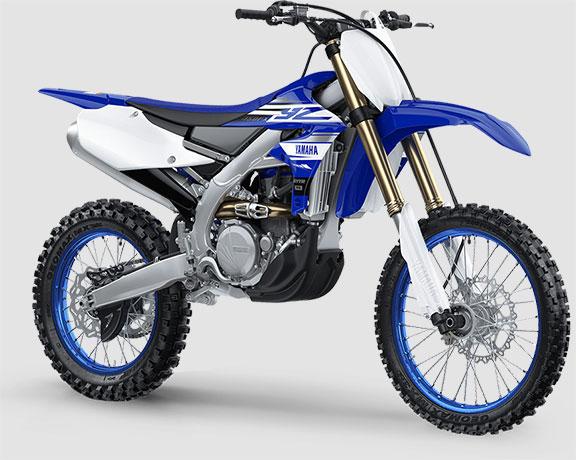 Yamaha YZ 450FX tem as verdadeiras características de uma offroad campeã