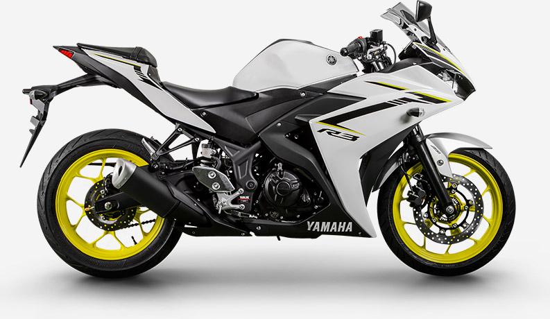 Yamaha YZF-R3 ABS 2019 é uma esportiva acessível a todos