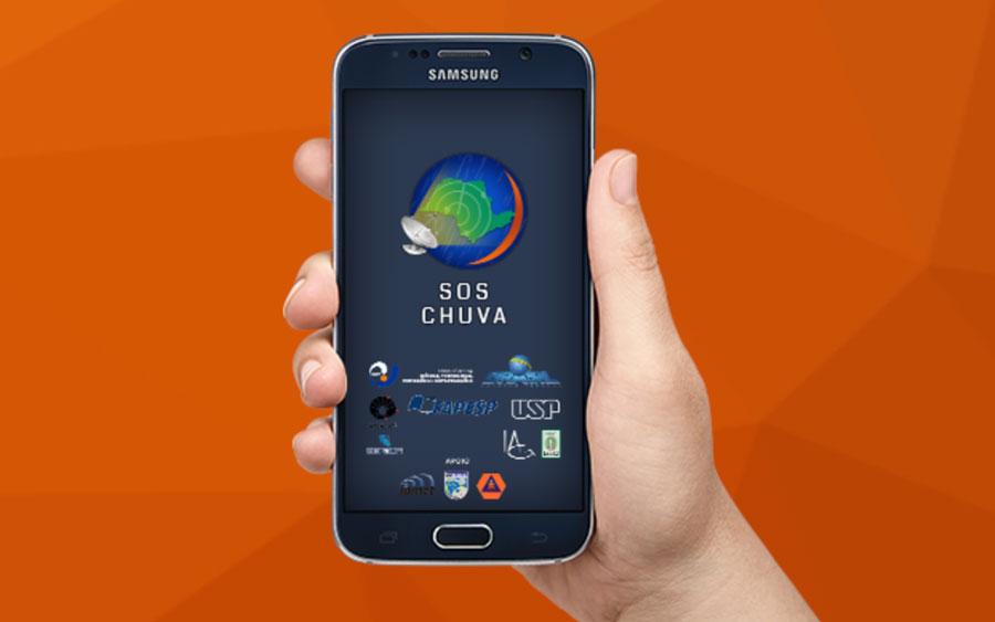 App SOS Chuva