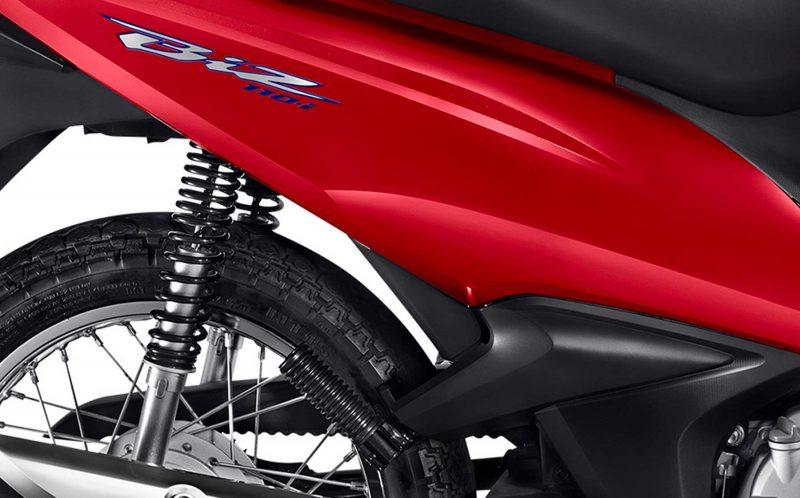 A Honda Biz 110i 2019 é a melhor parceira de economia sobre duas rodas