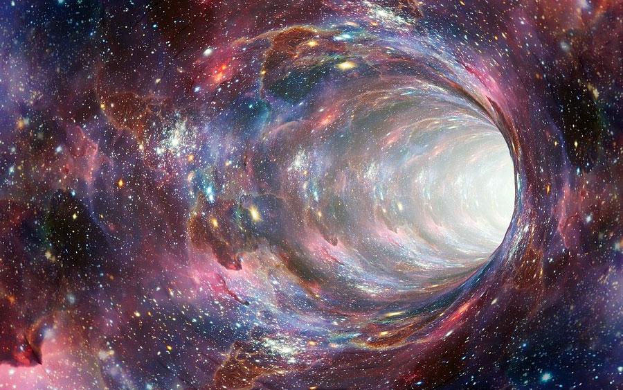 O que é um buraco negro