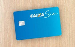 Conheça o Cartão Caixa SIM