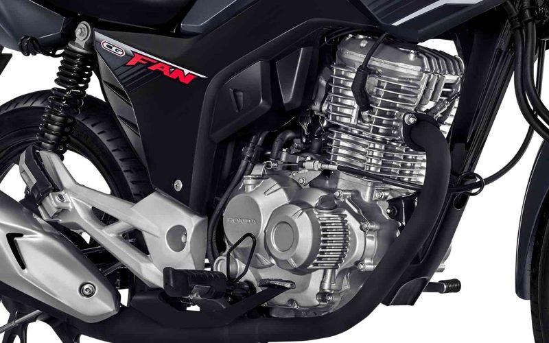 Honda CG Fan 160 é uma ótima opção para quem deseja um pouco mais de potência e conforto