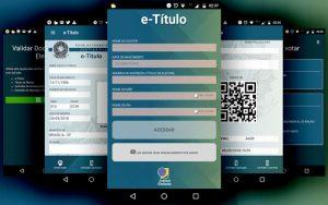 E-titulo: baixar aplicativo para Android e iOs