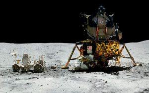 Porque queremos voltar para a Lua?