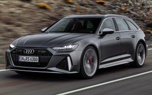 Novo Audi RS 6 é a quarta geração de um ícone