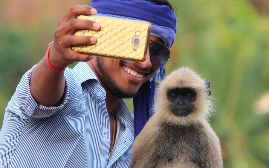 Em busca da Selfie perfeita: como tirar boas fotos com celular de si mesmo